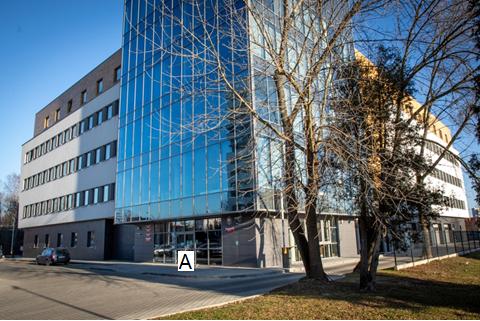 Budynek Urzędu- Lubelska 4 w Rzeszowie
